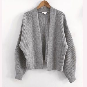 H&M Open Cardigan Sweater size S